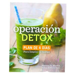LIBRO Operacion Detox – SHAUNA R. MARTIN