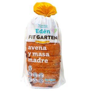 Pan de Avena y Masa Madre FIT GARTEN x 500 Gramos