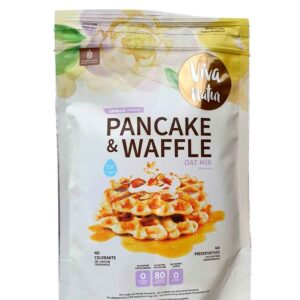 Mezcla de Pancakes y Waffles de Vainilla VIVA NATUR x 300 Gramos