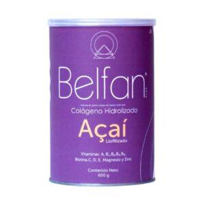 Colágeno Hidrolizado de Acaí BELFAN x 600 Gramos